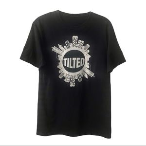 Other - Men's cotton Fortnite tee w/ Tilted Towers design